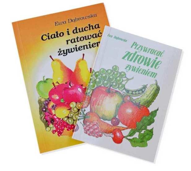 dr-dąbrowska-książki